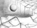 Zum Bild Bleistiftzeichnung
